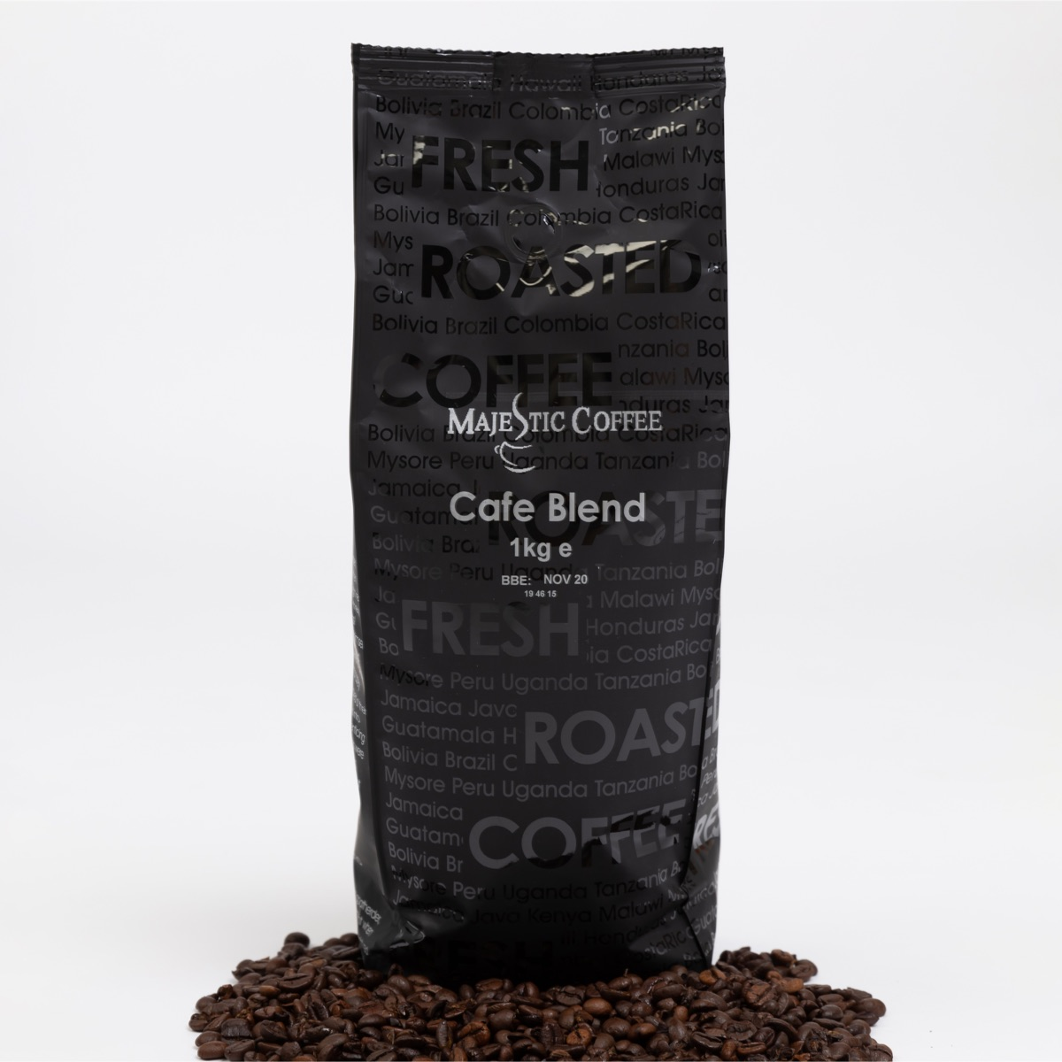 Cafe Blend Coffee Beans 1kg